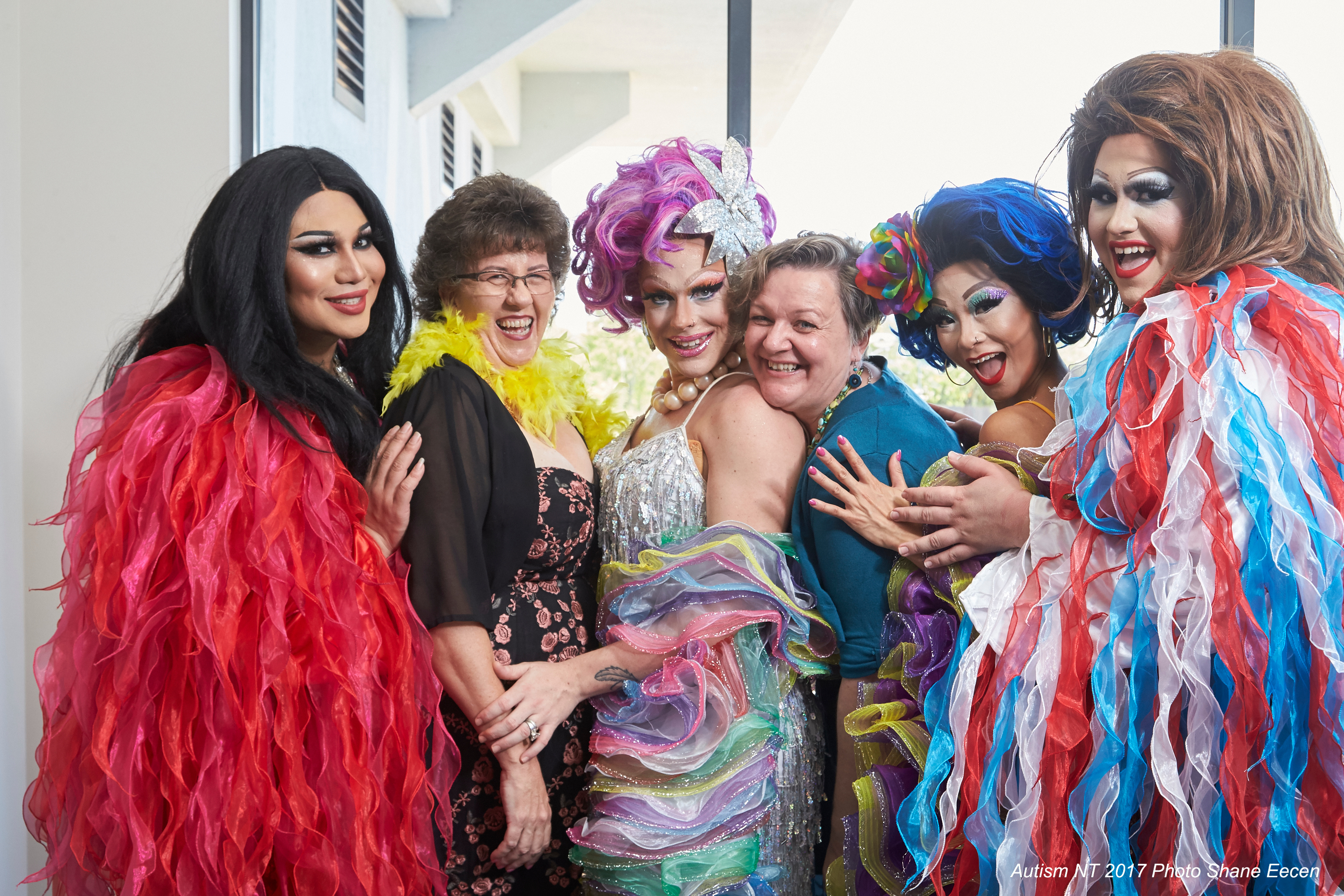 Autism NT Fundraising Luncheon 18 October 2017. Rydges palmerston. Photo Shane Eecen